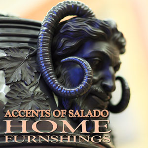 ACCENTS OF SALADO FURNITURE STORE specializes in furnishings for Mediterranean, Tuscan, Spanish Hacienda and French Country style homes.