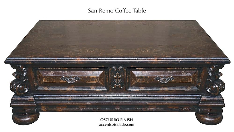 San Remo Oscurro Finish - Special Order 120 days