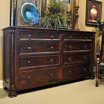 Crown 8-Drawer Dresser