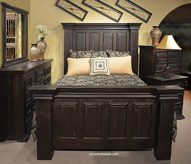 Superior Durango Collection   Old World Tuscan, Hacienda And Southwest Bedroom  Furniture