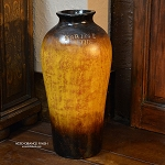 Silk Road Plantation Jar/Aged Orange