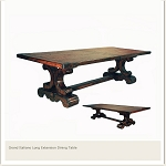 Grand Italiano Extra Long  Extension Dining Table