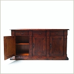 Toscana 3 Door Buffet Server