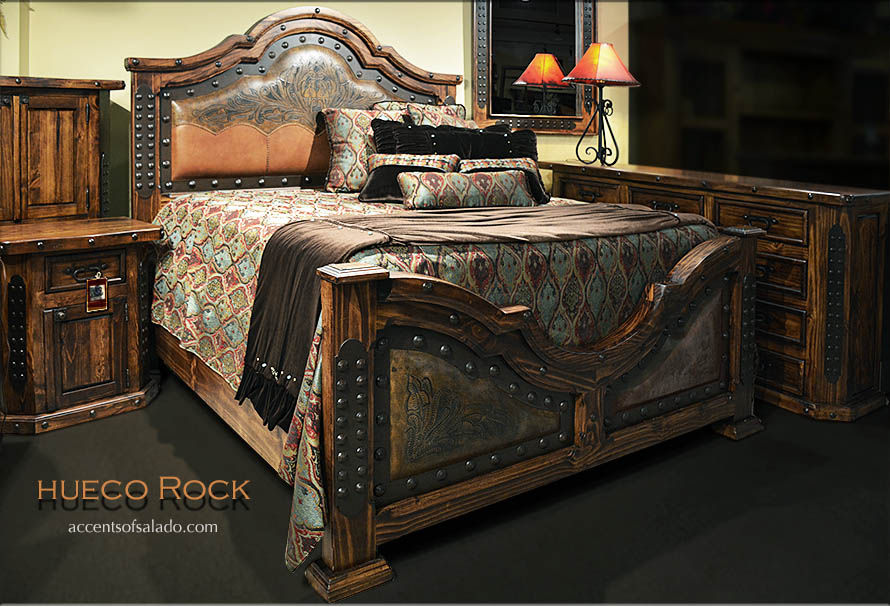Hueco Rock Tall Chest with Two Doors