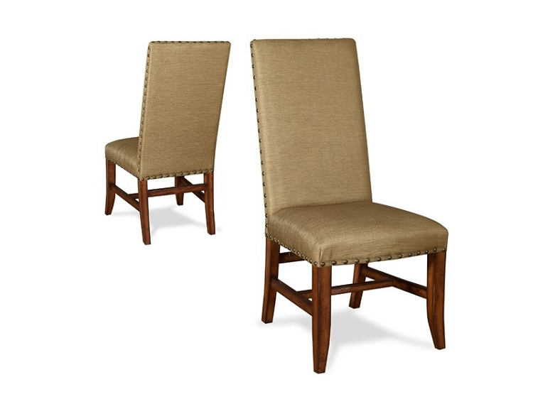 Osborne Collection Luxe Gold Side Chair