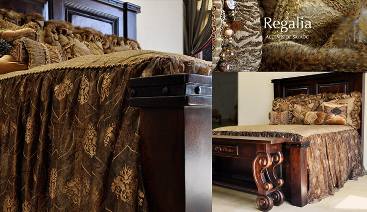 Regalia Luxury Bedding  Set - King Size