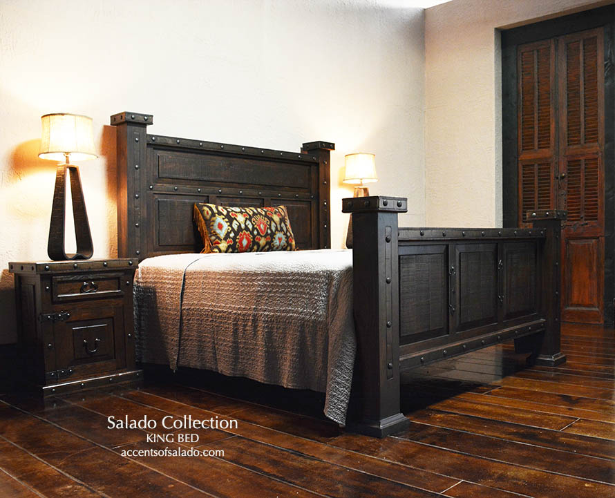 Salado Collection Queen Bed