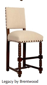 Barstool Order - Legacy by Brentwood