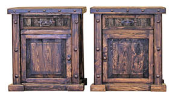 Artesia Wells Trunk / Side Chest Order