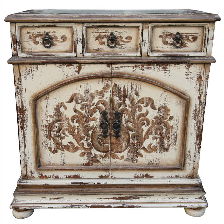 Bella Roma Chest in Torched Brown- Special Order