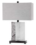 Coastal Living - Lamp Set 2 - Stone Table Lamp