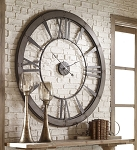 Coastal Living - Oversized Wall Clock