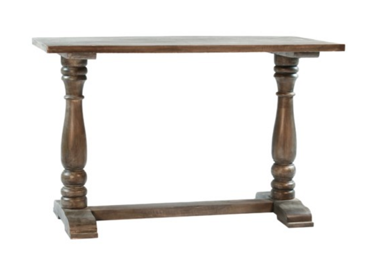 Coastal Living - Distressed Slate Finish - Writing Desk