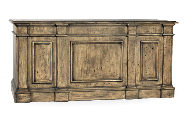 Coastal Living - Driftwood Executive Desk