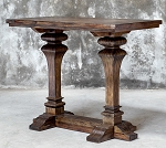 Coastal Living - Walnut Bar Table