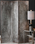 Coastal Living - Oxidized Floor Screen