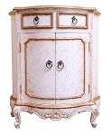 Old World Hand Painted Bombay Chest
