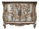 Old World Hand Painted Buffet/ Server