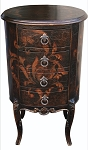 Old World Hand Painted Chest