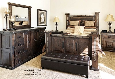 Salado Collection - Bedroom
