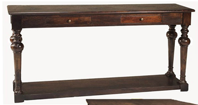 Belmont Console Table Order