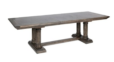 Montego 88-110 Dining Table Driftwood Finish