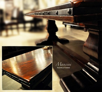 Mancini Dining Table 98